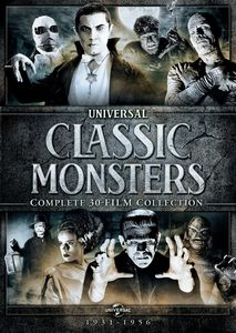 Universal Classic Monster: Complete 30-Film Coll