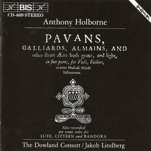 Pavans /  Galliards /  Almains