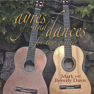 Ayres & Dances for Two Guitars