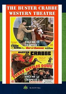 Buster Crabbe Western Theatre Vol 12