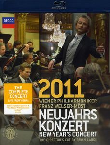 New Year's Day Concert 2011 [Import]