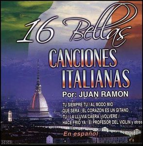 16 Bellas Canciones Italianas [Import]