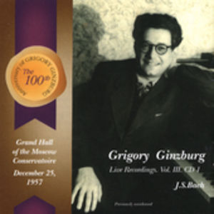 Grigory Ginzburg Plays