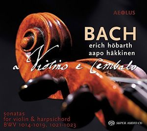 Sonatas for Violin & Harpsichord