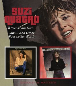 If You Knew Suzi /  Suzi...& Other 4 Letter Words [Import]