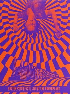 Austin Psych Fest: Live at the Power Plant /  Various