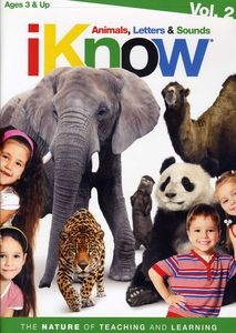 Iknow: Animals & Letters & Sounds 2