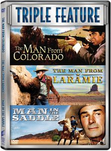 Man from Colorado/ Man from Laramie/ Man in the Saddle