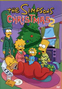 Simpsons Christmas 2