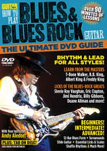 How to Play Blues & Blues Rock Guitar
