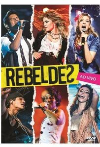 Rebeldes Ao Vivo