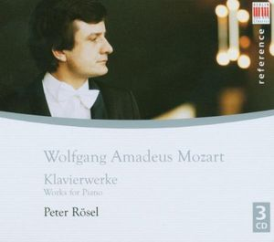 Peter Rosel Plays Piano Music By Mozart