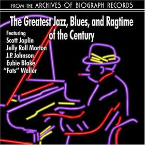 Greatest Jazz Blues & Ragtime of Century /  Various