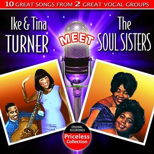 Ike & Tina Turner Meet the Soul Sisters