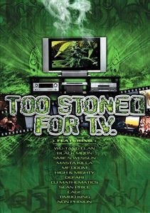 Too Stoned for TV /  Various