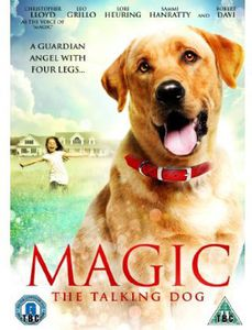 Magic the Talking Dog