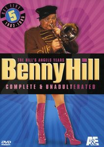 Benny Hill Set 5: Hill's Angels - Comp & Unadult