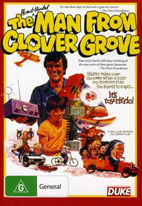 Man from Clover Grove