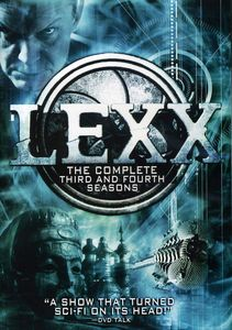 Lexx: The Complete Third & Fourth Seasons