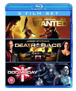Wanted/ Death Race/ Doomsday