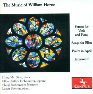 Sonata for Viola & Piano: Songs for Ellen