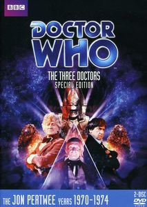 Doctor Who: Three Doctors