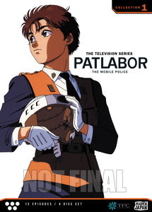 Patlabor TV: Collection 1