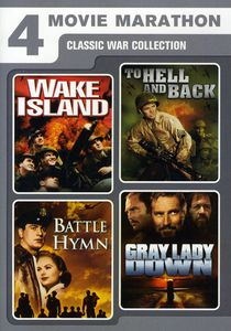 4 Movie Marathon: Classic War Collection