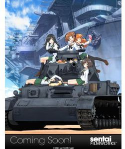 Girls Und Panzer: TV Collection