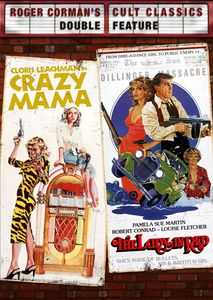 Crazy Mama /  The Lady in Red (Roger Corman's Cult Classics)