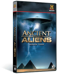 Ancient Aliens S3-Myths & Myst