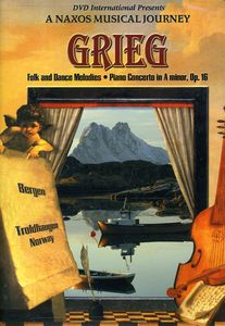 Grieg: Naxos Musical Journey