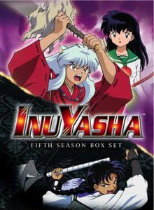 Inu Yasha: Season 5 Box Set
