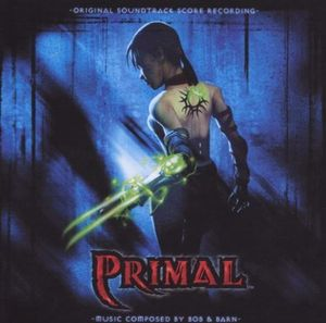Primal (Original Soundtrack) [Import]