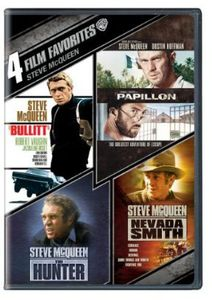 4 Film Favorites: Steve McQueen