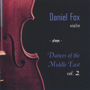 Daniel Fox Violin Plays Dances of the Middl 2