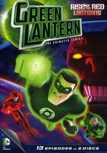 Green Lantern: Animated Series - Season One Part 1