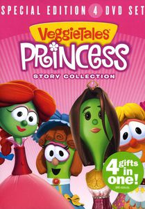 Veggietales: Princess Story Collection