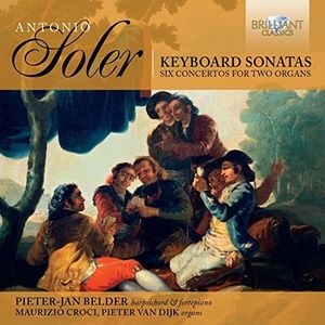 Keyboard Sonatas - Six Concertos for Two Organs