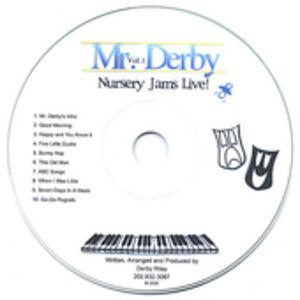 Mr. Derby Nursery Jams 1