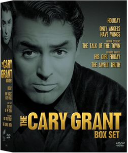 Cary Grant Box Set