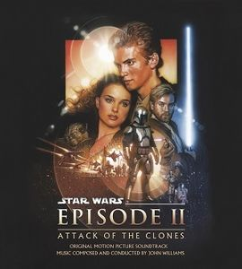 Star Wars Episode Ii: Attack Of The Clones (Original Soundtrack)