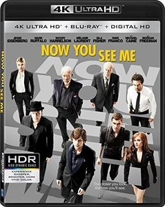 Now You See Me 4K