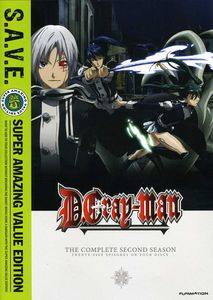 D Grayman - Season Two