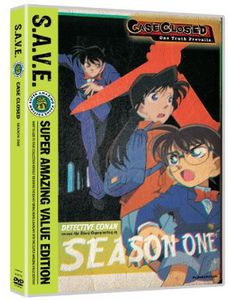 Case Closed: Season One - S.A.V.E.