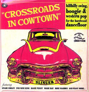Crossroads in Cowtown [Import]
