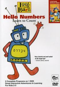Look & Learn: Hello Numbers - Learn to Count