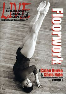 Broadway Dance Center: Floorwork