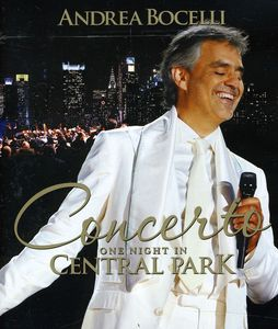 Concerto: One Night in Central Park [Import]
