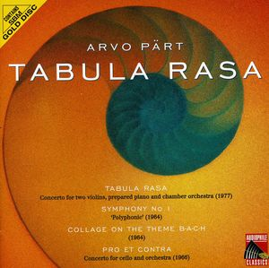 Part: Tabula Rasa